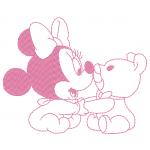 Minnie bébé